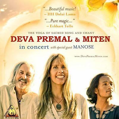 Deva Premal & Miten In Concert